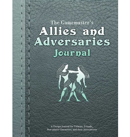 Role Playing The Gamemasters Journal: Allies and Adversaries