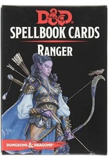 Dungeons and Dragons RPG: Ranger Spell Deck (46 cards)