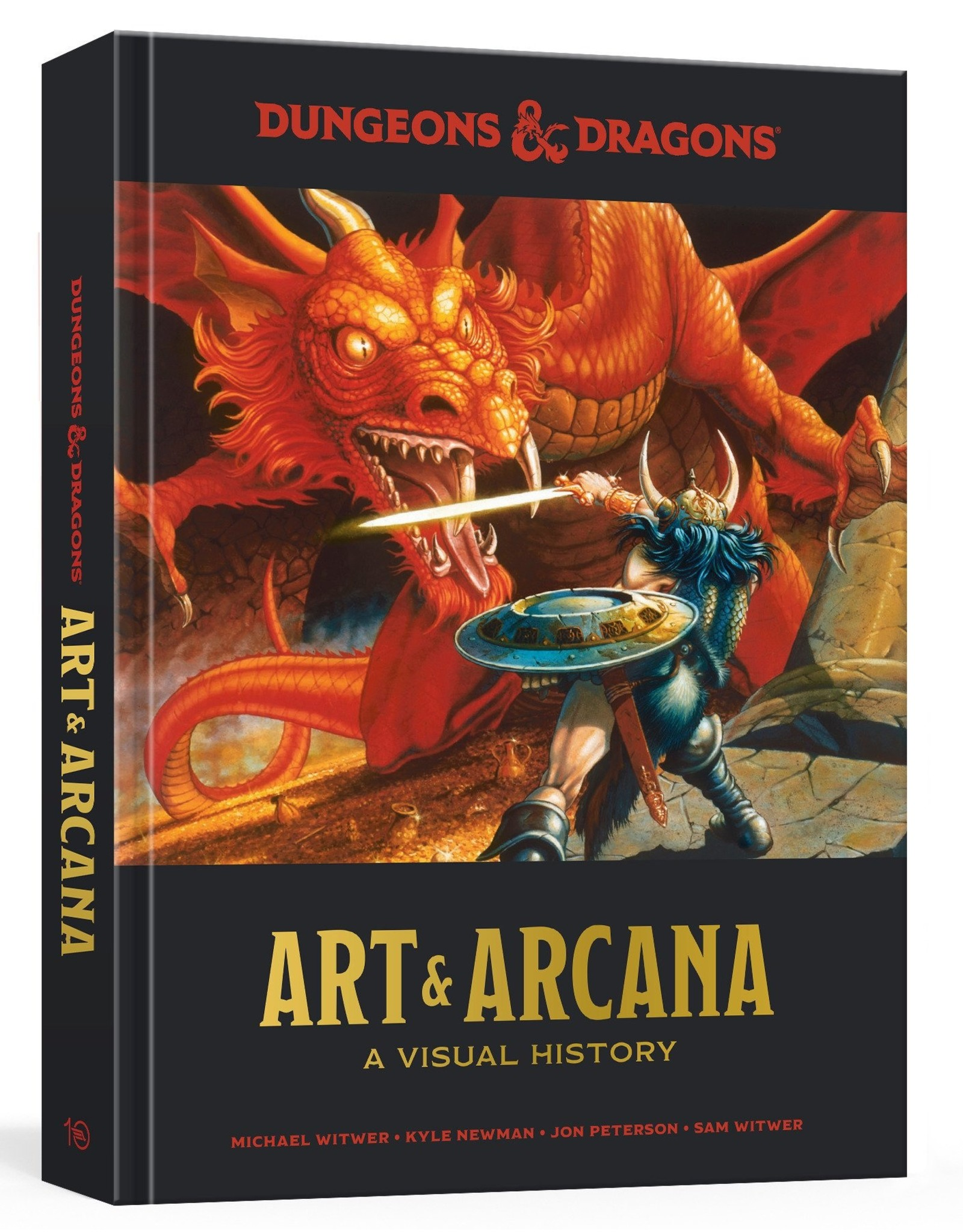 Random House Dungeons and Dragons: Art and Arcana - A Visual History