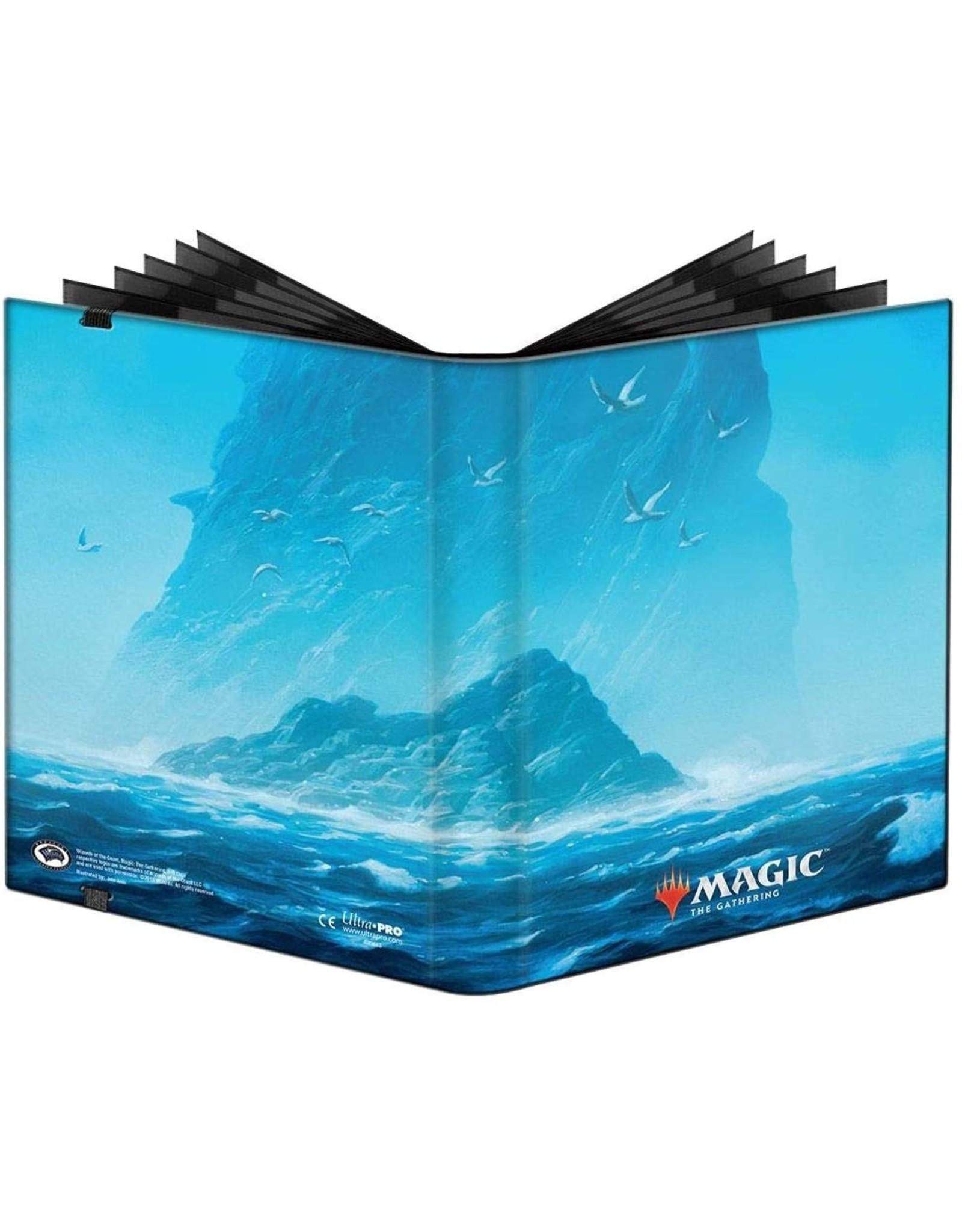 Ultra Pro Binder: 9pkt: PRO: MTG: Lands Island