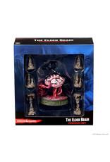 Wiz Kids D&D Fantasy Miniatures: ICR Set 13 Volo & Mordenkainen`s Foes Premium Set - Elder Brain & Stalagmites