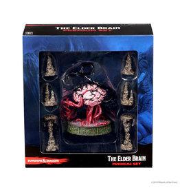 Wiz Kids Dungeons & Dragons Fantasy Miniatures: Icons of the Realms Set 13 Volo & Mordenkainen`s Foes Premium Set - Elder Brain & Stalagmites