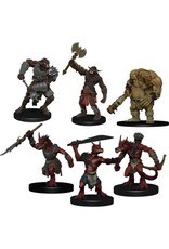 Wiz Kids D&D Fantasy Miniatures: ICR Monster Pack Cave Defenders