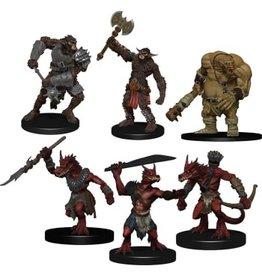 Wiz Kids D&D Fantasy Miniatures: ICR Monster Pack Cave Defenders