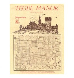 Judges Guild: Tegel Manor