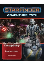 Paizo Publishing Starfinder: AP: Deceivers' Moon (TC 3/6)