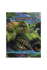 Paizo Publishing Starfinder RPG: Alien Archive 2