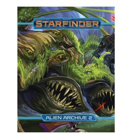 Paizo Publishing Starfinder RPG: Alien Archive 2