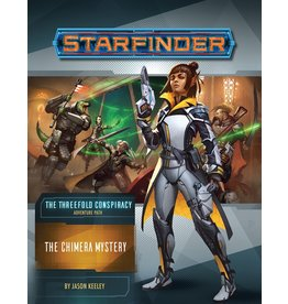Paizo Publishing Starfinder RPG: AP: The Chimera Mystery (TC 1/6)