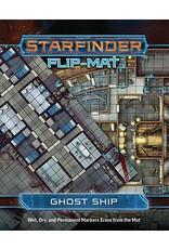 Paizo Publishing Starfinder RPG: Flip-Mat: Starship: Ghost Ship