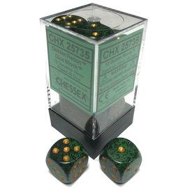 Chessex 16mm D6 Golden Recon