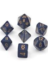 Chessex Golden Cobalt