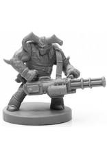 Reaper Bones Black: Caine, Cyber-Troll