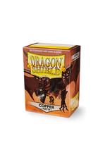 Dragon Shield: (100) Matte Copper