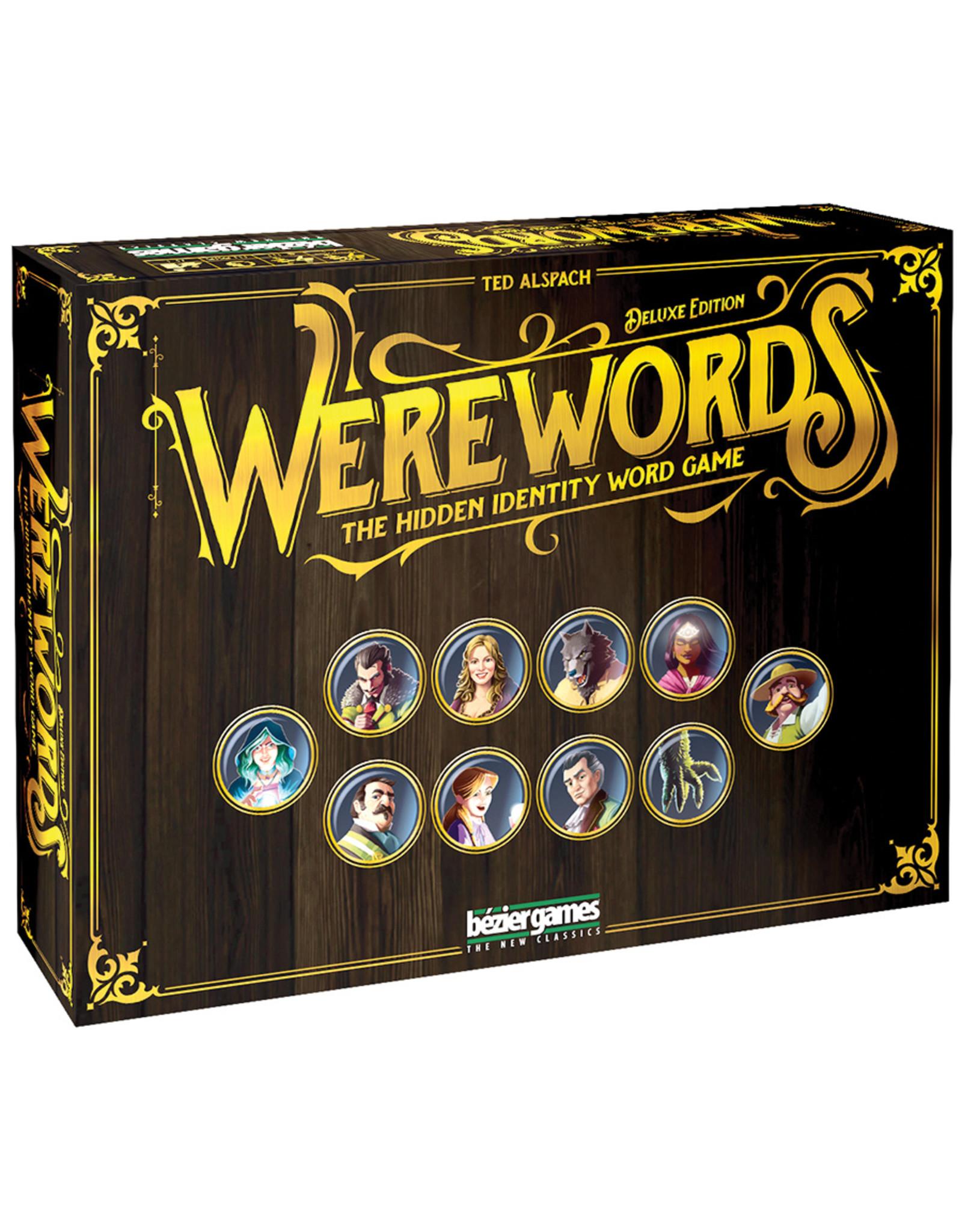 Bezier Games Werewords Deluxe