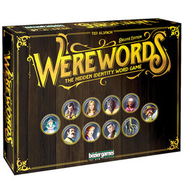Bezier Games Werewords Deluxe