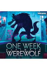 Bezier Games One Week Ultimate Werewolf