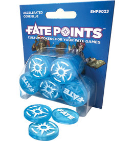 Evil Hat Fate Points: Accelerated Core Blue