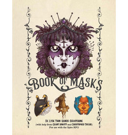 Role Playing Book of Masks: a Spire sourcebook