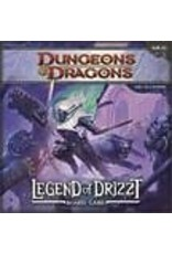 Wizards of the Coast Legend of Drizzt Board Game