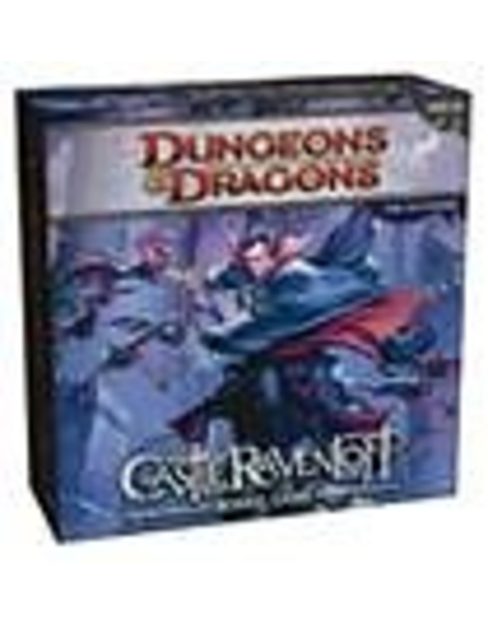 Wizards of the Coast Castle Ravenloft (boardgame)