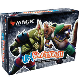 Magic MtG: Unsanctioned
