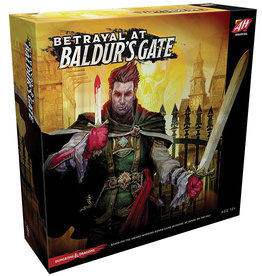 Wizards of the Coast Betrayal at Baldur's Gate Board Game