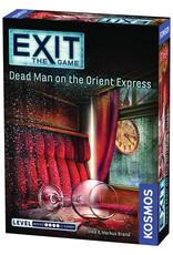 Thames & Kosmos Exit: Dead Man on the Orient Express