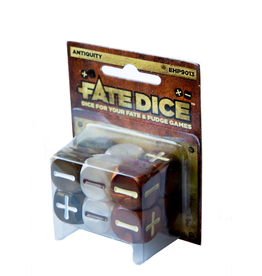 Dice Fate Dice: Antiquity