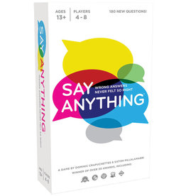 North Star Games Say Anything 10th Edition