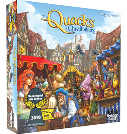 North Star Games The Quacks of Quedlinburg