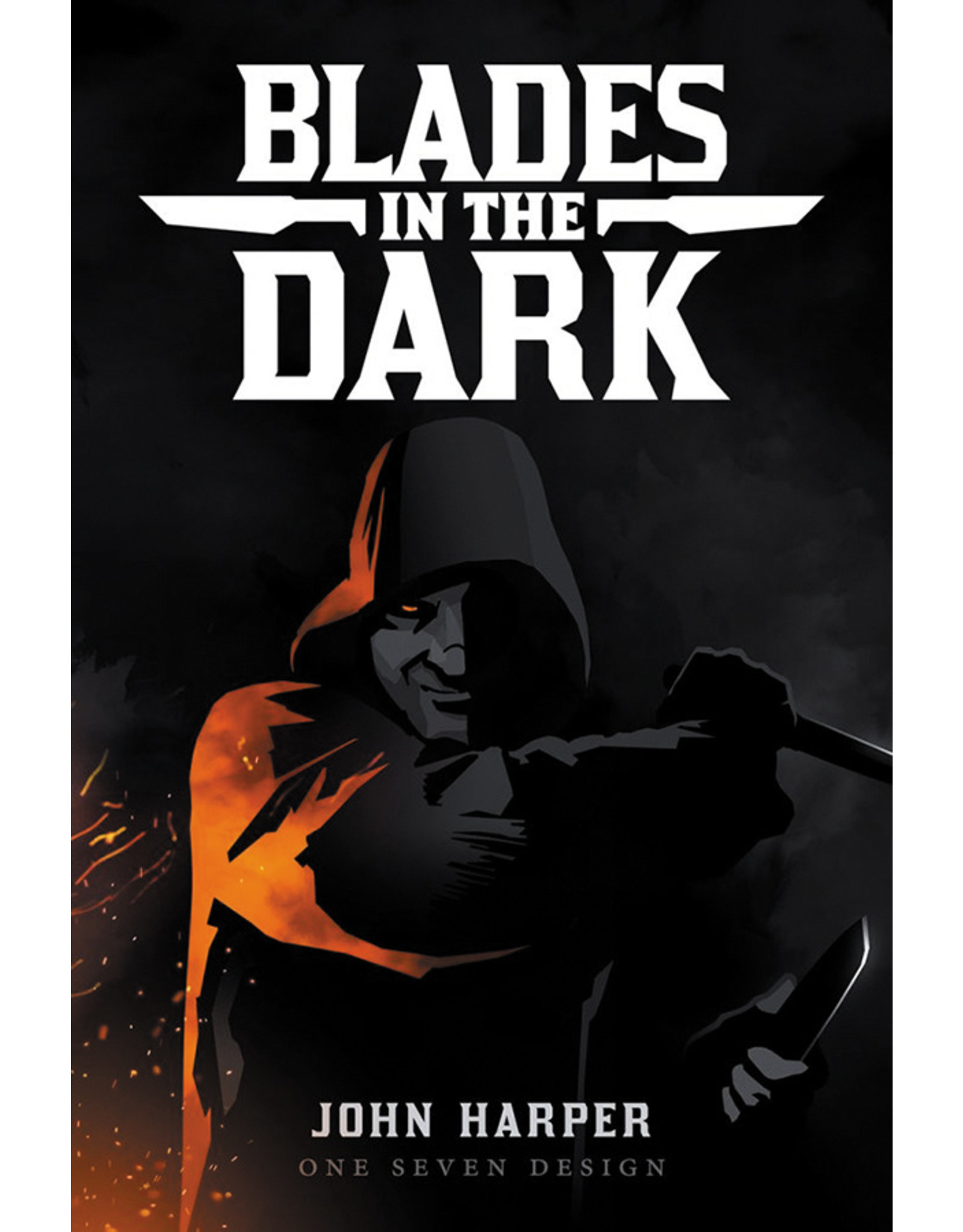 Role Playing Blades in the Dark