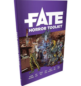 Role Playing Fate Core: Fate Horror Toolkit