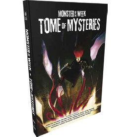 Role Playing Monster of the Week: Tome of Mysteries