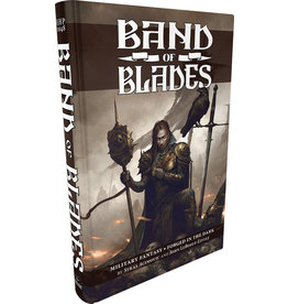 Role Playing Band of Blades (HC)