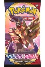 Pokemon PKM: S&S1: Sword & Shield Booster Pack