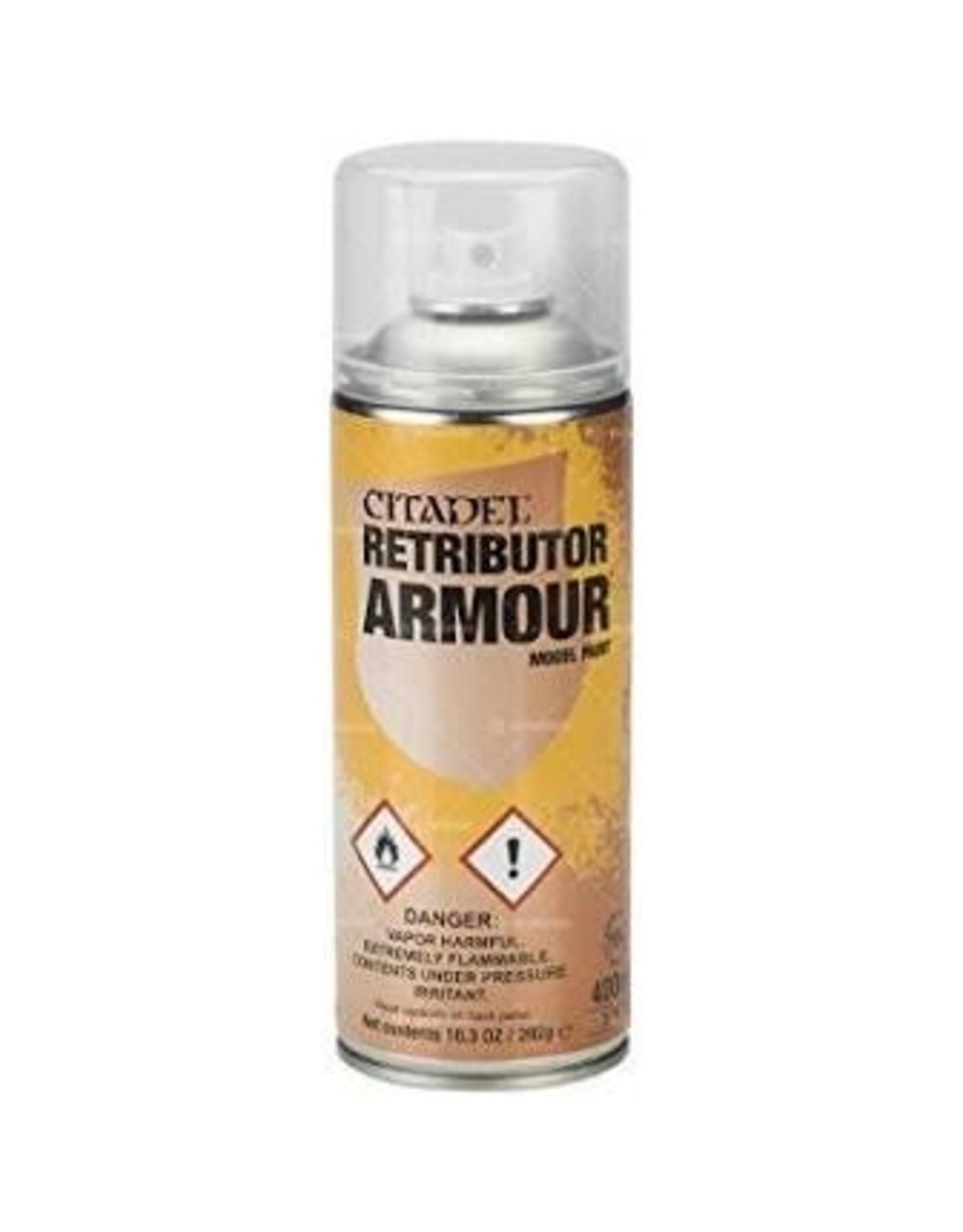 Citadel Citadel Paints: Spray - Retributor Armor