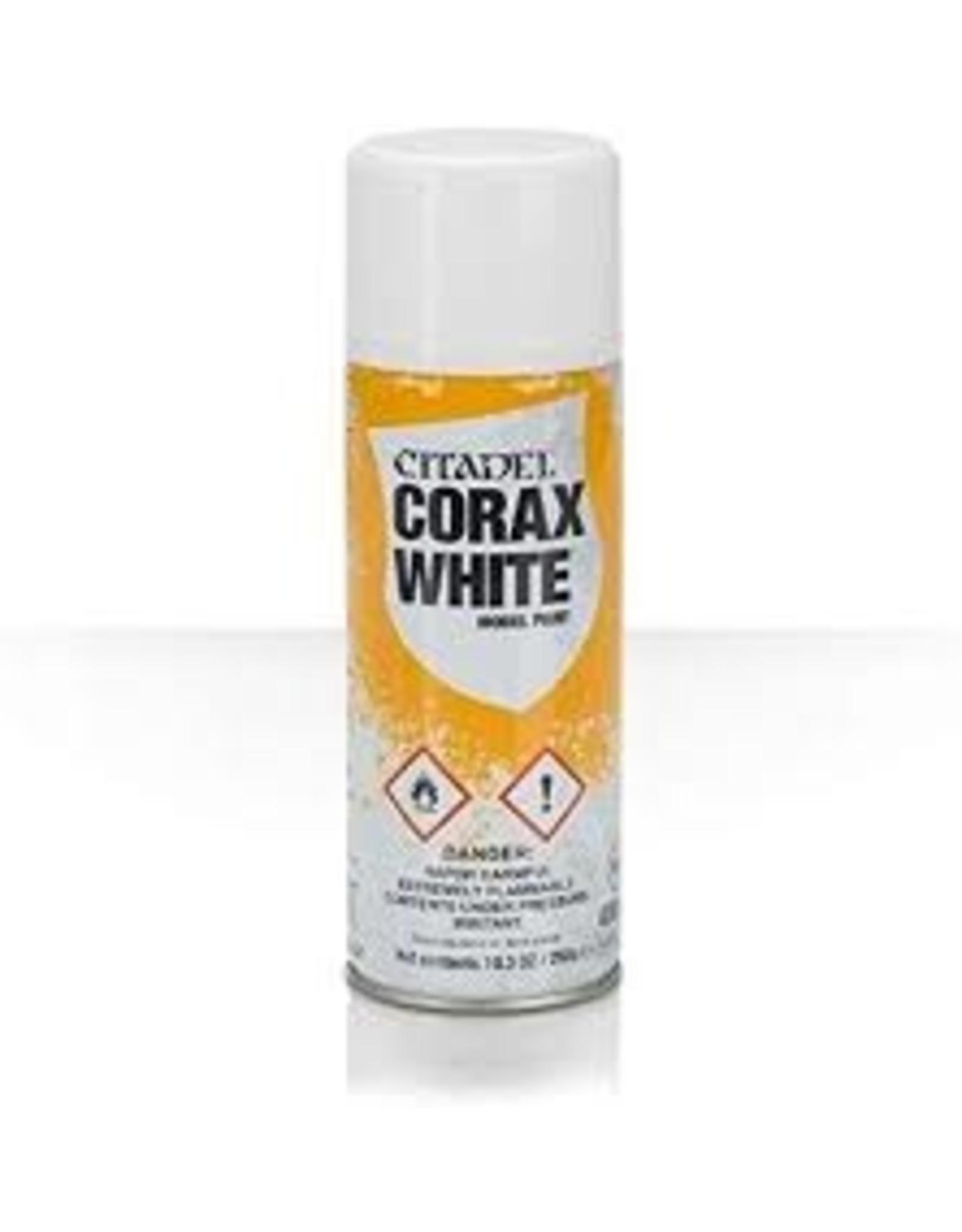Citadel Citadel Paints: Spray - Corax White