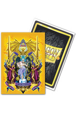 Dragon Shield: (100) Art Sleeves Classic Queen Athromark - Coat of Arms