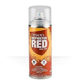 Citadel Citadel Paints: Spray - Mephiston Red