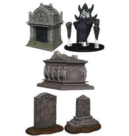 Wiz Kids Pathfinder Battles: Ruins of Lastwall Cemetery of the Fallen Premium Set