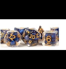 Metallic Dice Games 7-Set Pearl RYLBUgd