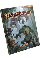 Paizo Publishing Pathfinder Bestiary (P2)