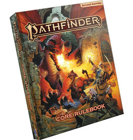 Paizo Publishing Pathfinder Core Rulebook (P2)