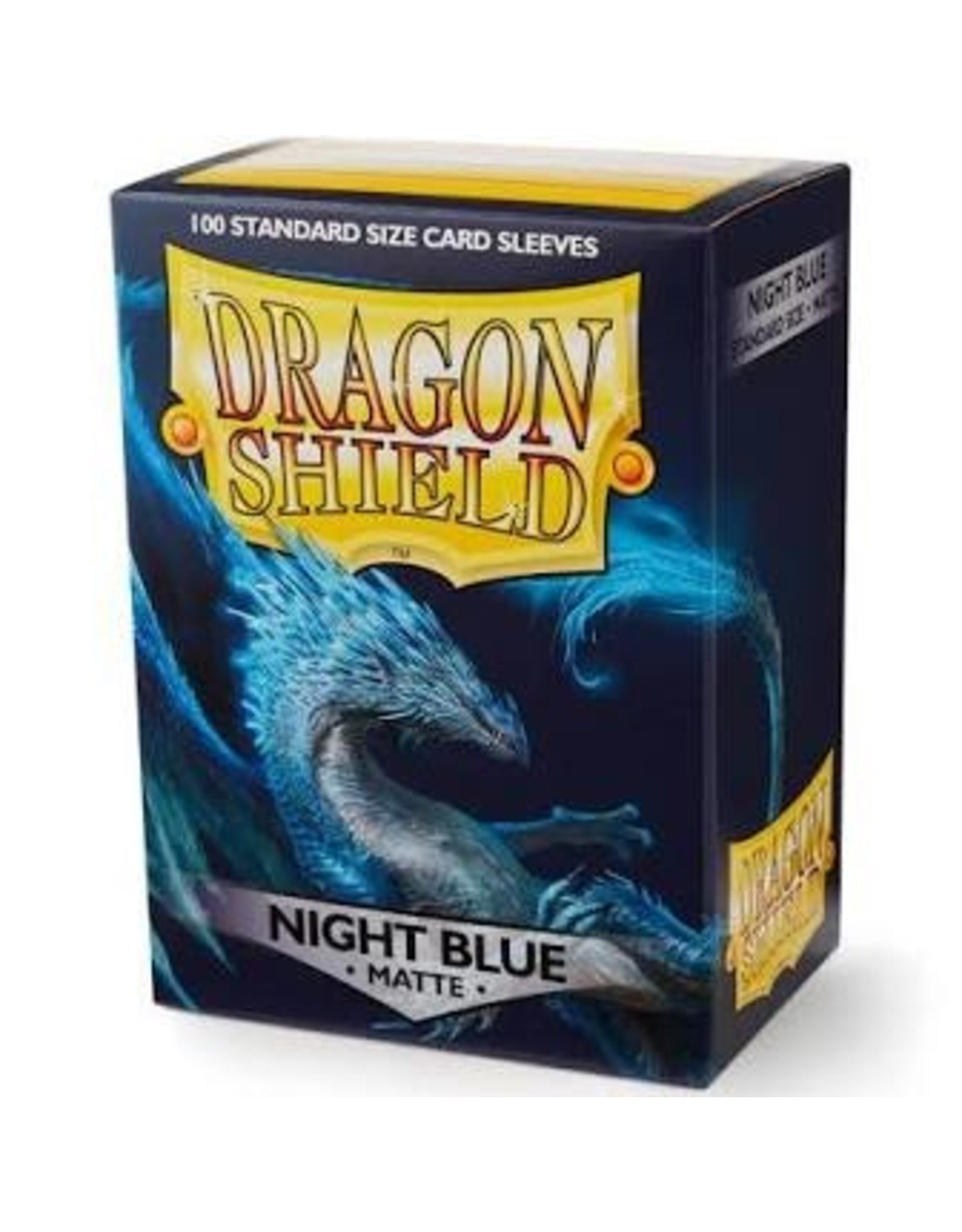 Dragon Shield: Matte Night Blue
