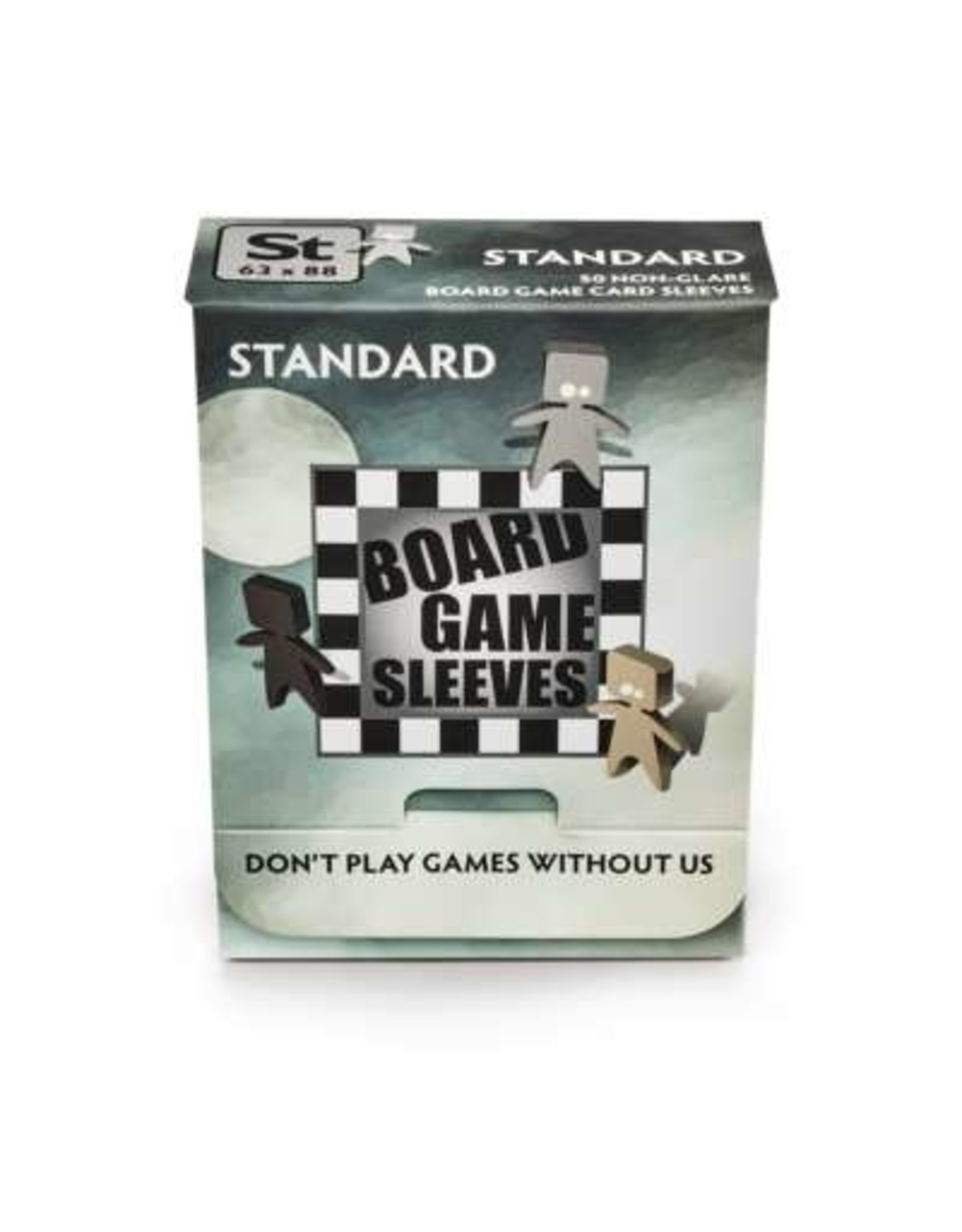 Deck Protector: NG: Standard Board Game GY (50)