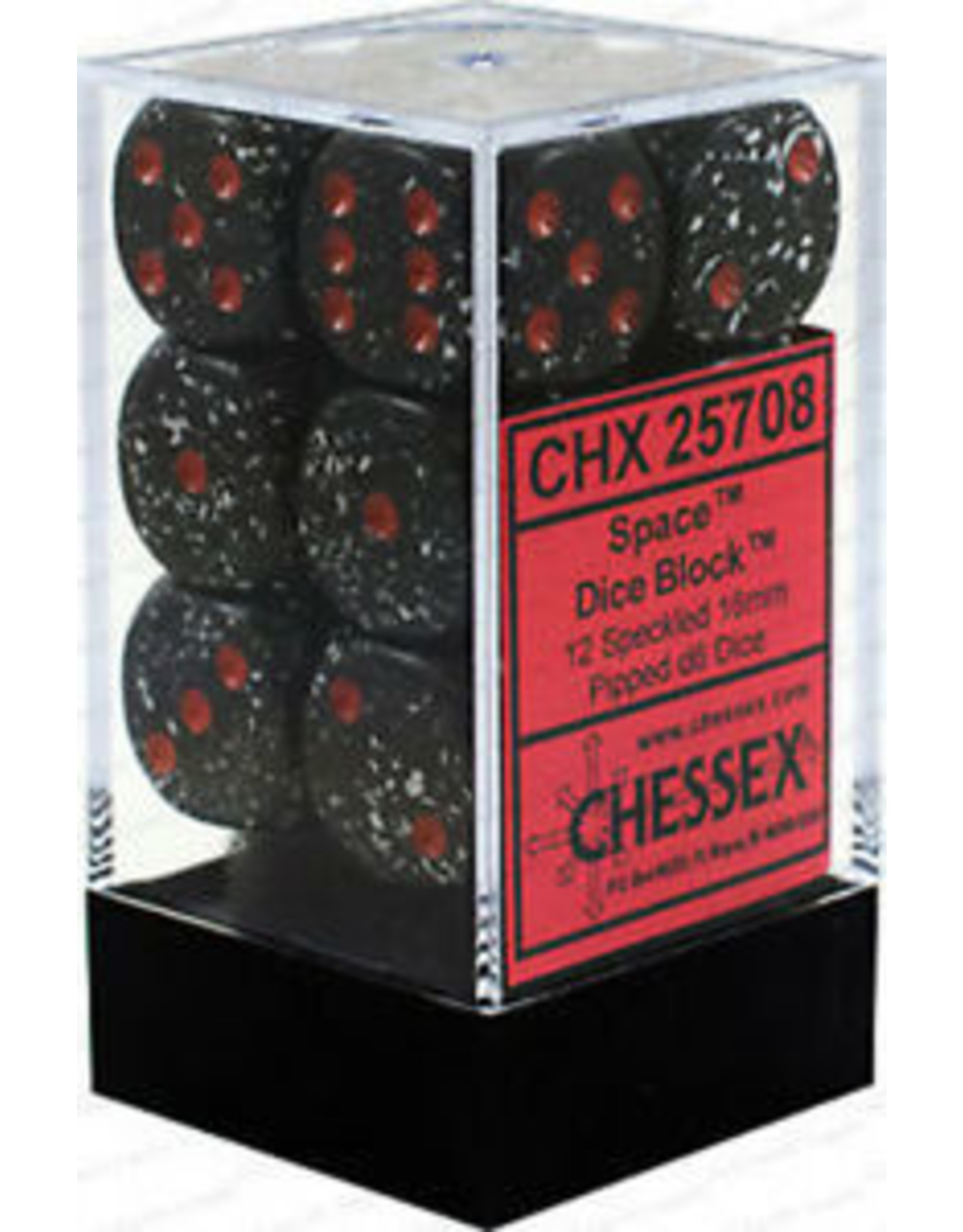 Chessex Space D6