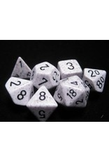 Chessex 7-Set Polyhedral Arctic Camo