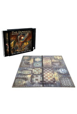 Loke Battlemats Dungeon Books of Battle Mats