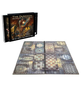 Role Playing Dungeon Books of Battle Mats